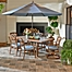 Part of the Trisha Yearwood Home Outdoor Dining Set Collection in Demo Denim