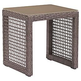 Zuo® Coronado 17.9-Inch x 15.9-Inch Rectangular End Table in Cocoa
