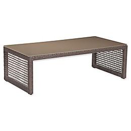 Zuo® Coronado 47.2-Inch x 23.6-Inch Rectangular Coffee Table in Cocoa