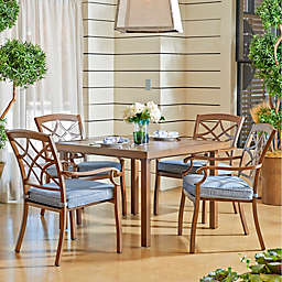 Trisha Yearwood Home Collection Outdoor 5-Piece Dining Set