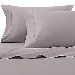 Wamsutta® PimaCott® Solid 625-Thread-Count California King Sheet Set in Lavender