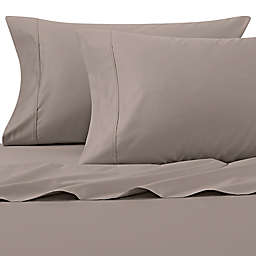 Wamsutta® PimaCott® Solid 625-Thread-Count Twin XL Sheet Set in Clay