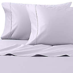 Wamsutta® PimaCott® Solid 625-Thread-Count King Pillowcase Set in Light Blue