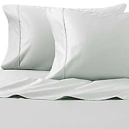 Wamsutta® PimaCott® Solid 625-Thread-Count King Pillowcase Set in Mint