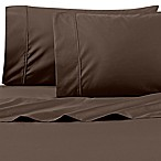 Wamsutta® 625-Thread Count PimaCott® Standard Pillowcases in Chocolate (Set of 2)
