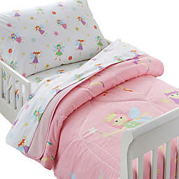 Olive Kids Fairy Princess Toddler Sheet Set