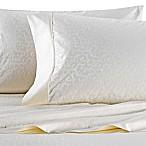 Wamsutta® 625-Thread Count PimaCott® Scroll Queen Sheet Set in Ivory