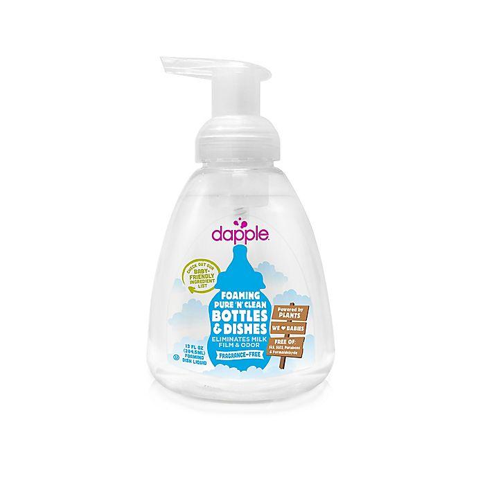 Dapple 174 13 Oz Fragrance Free Pure N Clean Foaming Baby