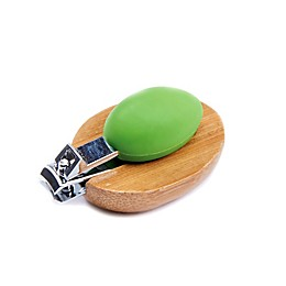 Rhoost™ Nail Clipper for Baby in Green