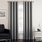 Twilight 63-Inch Room Darkening Grommet Window Curtain Panel in Grey