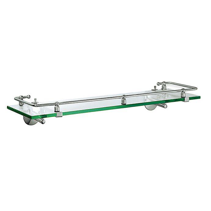 Gatco Premier Railing Gl Shelf Bed