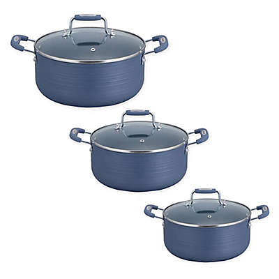 Danico Imperial Healthy Choice Nonstick Aluminum Covered Stockpots