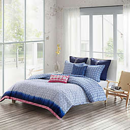 Echo Design™ Shibori Reversible Duvet Cover Set