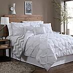 Avondale Manor Ella 7-Piece Reversible King Comforter Set in White