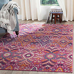 Safavieh Madison Roslin Rug in Fuchsia/Multi