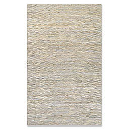 Couristan® Nature's Elements Clouds Rug in Oatmeal/Blue