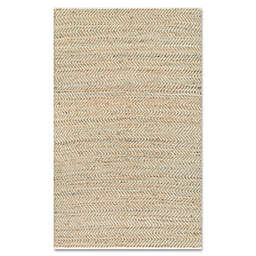 Couristan® Nature's Elements Gravity 5-Foot x 8-Foot Area Rug in Tan