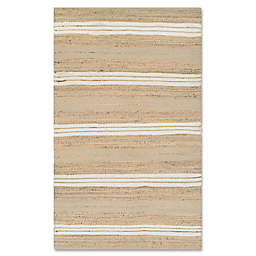 Couristan® Nature's Elements Ray Rug in Natural/Ivory