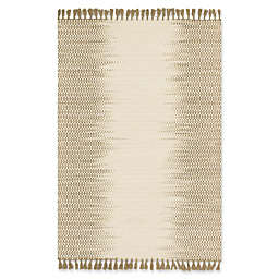 Magnolia Home by Joanna Gaines Chantilly 5-Foot x 7-Foot 6-Inch Area Rug in Ivory/Olive
