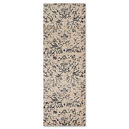 Magnolia Home By Joanna Gaines Kivi 2-Foot 7-Inch x 8-Foot Runner in Ivory/Ink