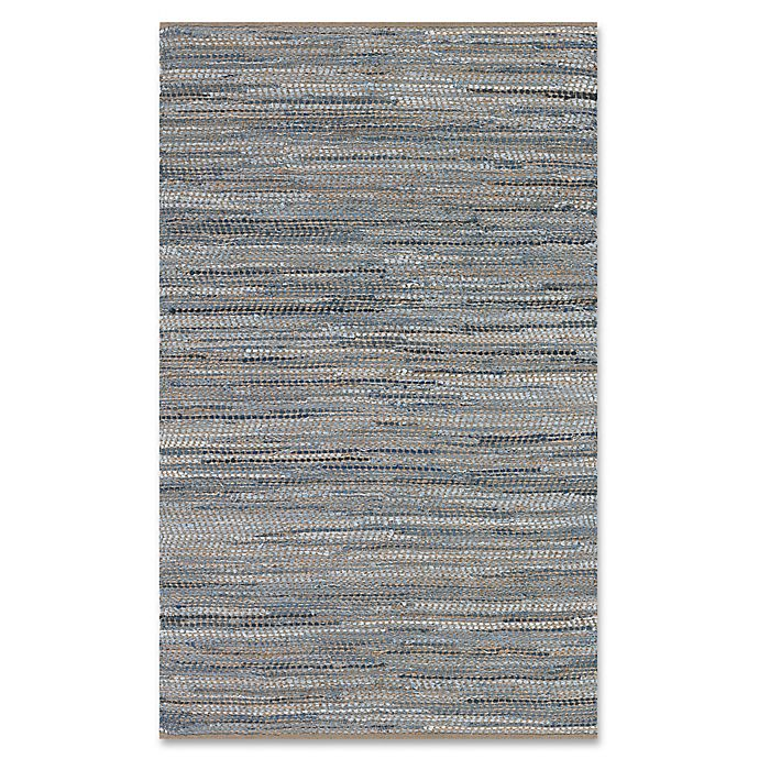 Alternate image 1 for Couristan® Nature's Elements Skyview Rug in Denim