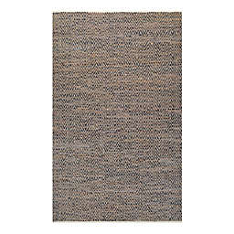 Couristan® Nature's Elements Terrain 4-Foot x 6-Foot Accent Rug in Brown