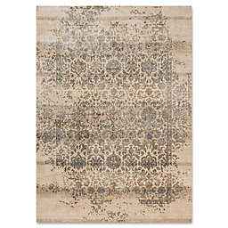 Magnolia Home By Joanna Gaines Kivi Rug in Ivory/Quarry