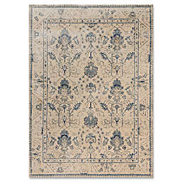 Magnolia Home By Joanna Gaines Kivi 2-Foot 7-Inch x 4-Foot Accent Rug in Ivory/Slate