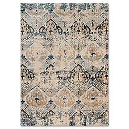 Magnolia Home By Joanna Gaines Kivi Rug in Sand/Ocean
