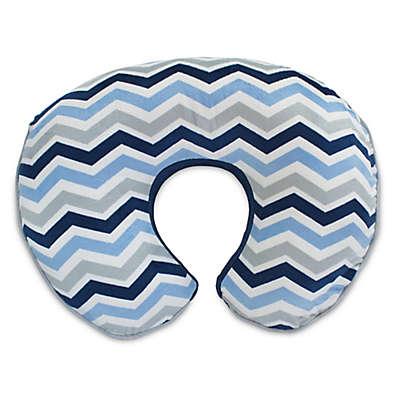 Boppy® Boutique Reversible Slipcover in Navy Chevron