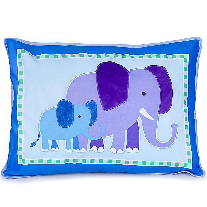Alternate image 1 for Olive Kids™ Endangered Animals Pillow Sham