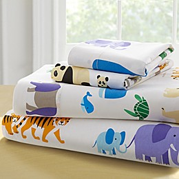 Olive Kids™ Endangered Animals Sheet Set