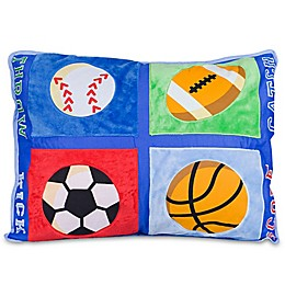 Olive Kids™ Game On Pillow Sham
