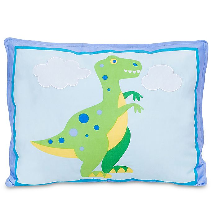 Alternate image 1 for Olive Kids™ Dinosaur Land Pillow Sham