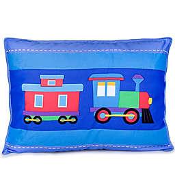 Olive Kids™ Trains, Planes, Trucks Pillow Sham