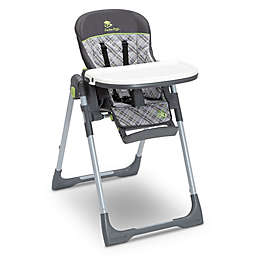 Delta J is for Jeep® Classic Fairway High Chair in Grey