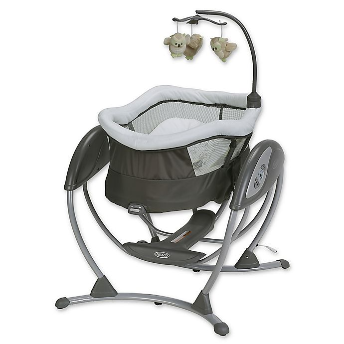 Alternate image 1 for Graco® DreamGlider™ Gliding Swing in Percy