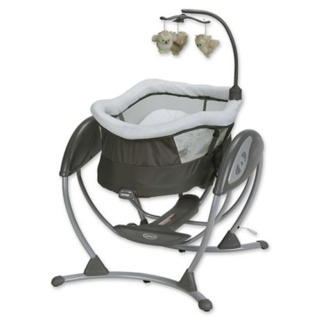 Swings Gt Graco 174 Dreamglider Gliding Seat And Sleeper Baby