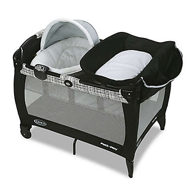 Graco® Pack 'n Play® Newborn Napper and Bassinet with Soothe Surround in Teigen™