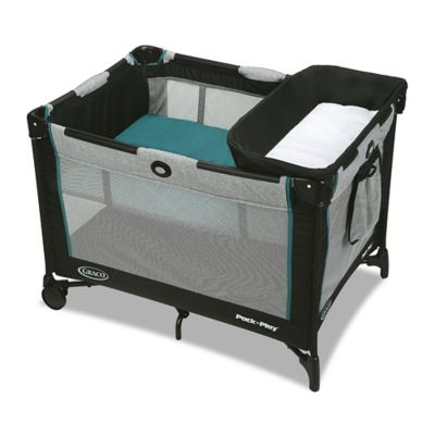 31aa021ae01c4 Graco® Pack  n Play® Playard Simple Solutions™ Portable Playard in Darcie™