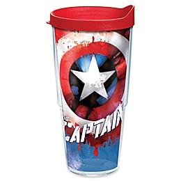 Tervis® Marvel® Captain America 24 oz. Wrap Tumbler with Lid