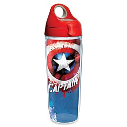 Tervis® Marvel® Captain America 10 oz. Wrap Water Bottle