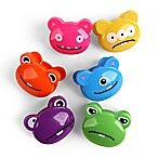 Kikkerland® Monster Bag Clips (Set of 6)