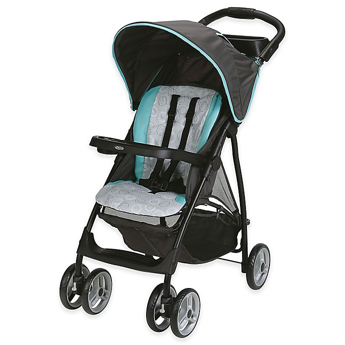 Alternate image 1 for Graco® LiteRider® LX Lightweight Stroller in Tenley™