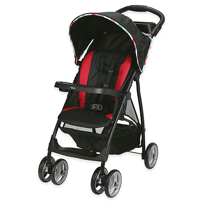 Alternate image 1 for Graco® LiteRider® LX Lightweight Stroller in Play™