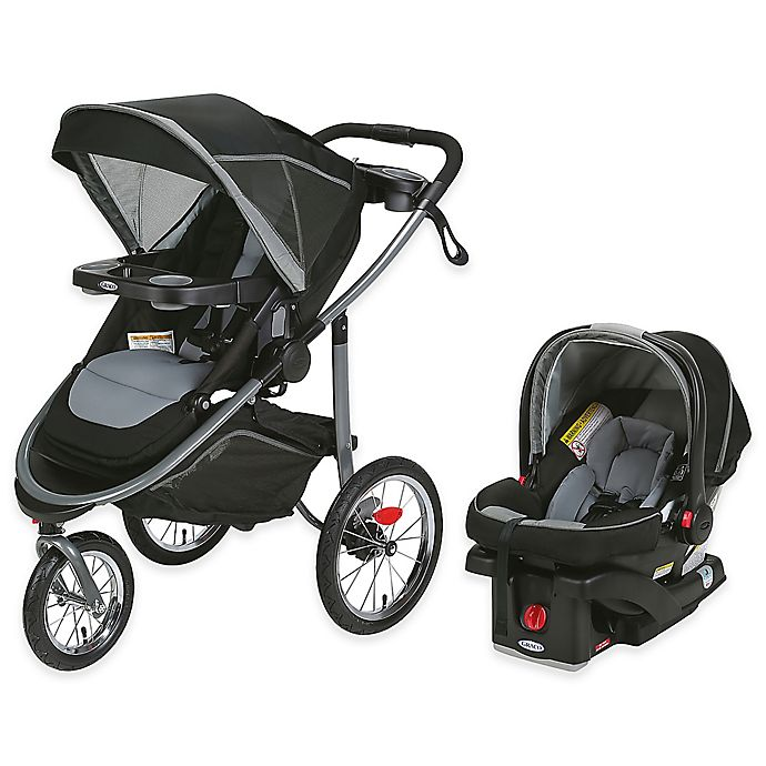 Alternate image 1 for Graco® Modes™ Jogger Click Connect™ Travel System in Banner