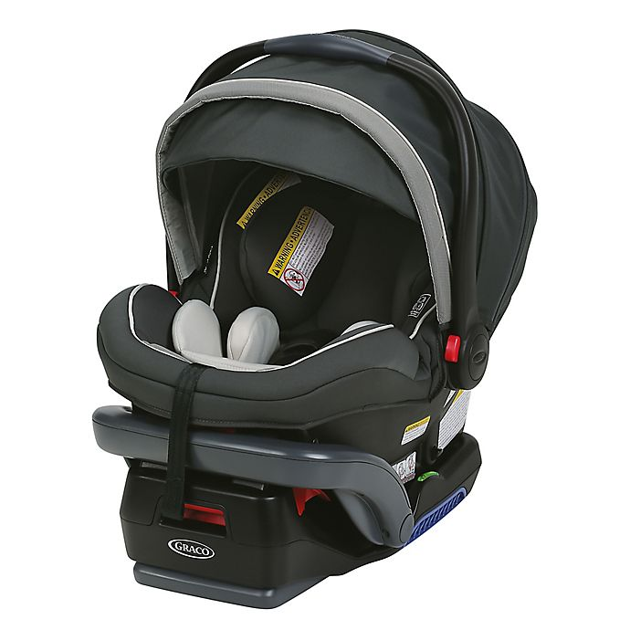 Alternate image 1 for Graco® SnugRide® SnugLock™ 35 Elite Infant Car Seat in Oakley Grey
