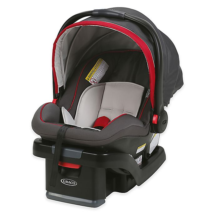 Alternate image 1 for Graco® SnugRide® SnugLock™ 35 Infant Car Seat in Chili Red