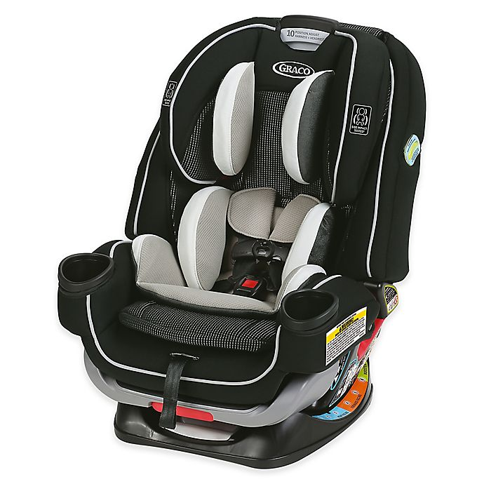 Alternate image 1 for Graco® 4Ever™ Extend2Fit™ 4-in-1 Convertible Car Seat in Clove
