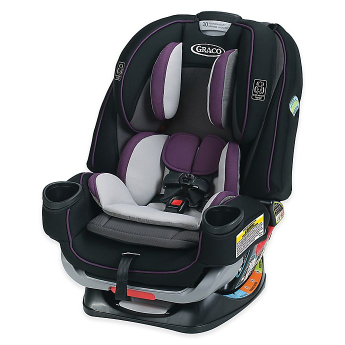 Graco 4ever Extend2fit All In One Convertible Car Seat In